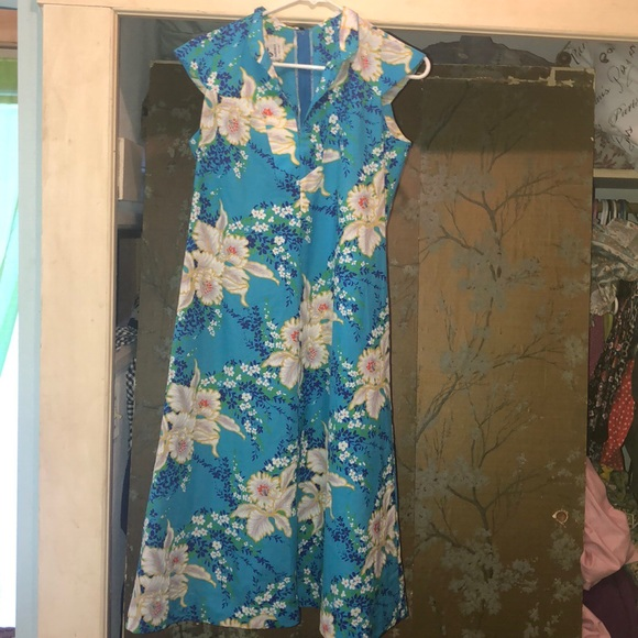 a19dc9c9b2ed hilo hatties Dresses | Vintage Size 10 Hawaiian Moo Moo | Poshmark